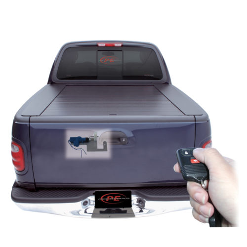 Pace Edwards 97-16 Ford F150/250 / 00-16 Super Crew PowerGate Electric Tailgate Lock, LK370