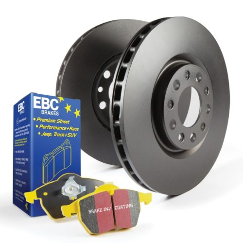 Stage 13 Kits Yellowstuff and RK Rotors, S13KR1294