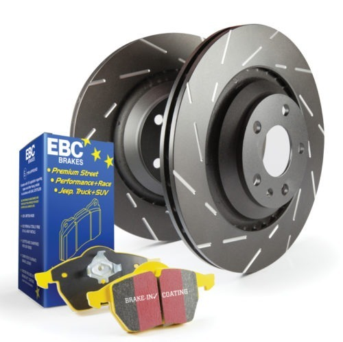 Stage 9 Kits Yellowstuff and USR Rotors, S9KR1177