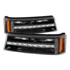 Xtune CBL-JH-CSIL03-LED-C Bumper Light