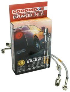 StopTech 950.62020 Stainless Steel Brake Line Kit