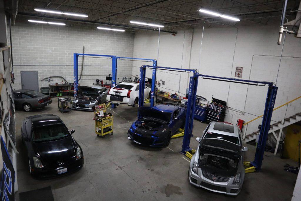 RCA Garage Services