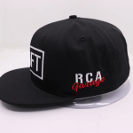 RCA Garage Snapback Hat – DRIFT Limited Edition Side